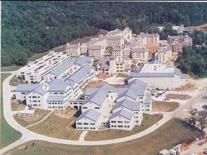 Patterson Aerial View